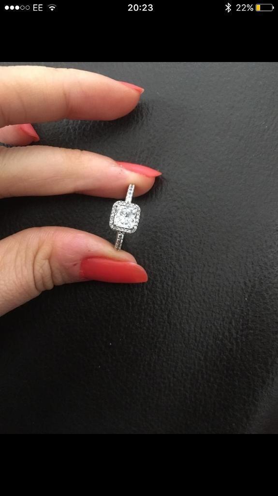 Pandora Timeless elegance ring and earrings set