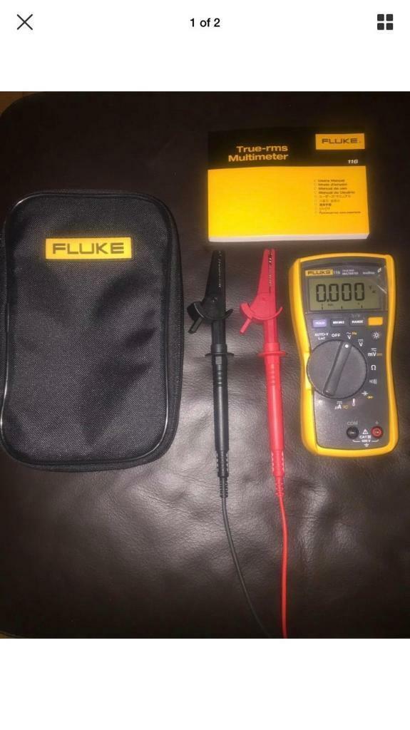 Fluke 116 true RMS multimeter | in Cudworth, South Yorkshire | Gumtree