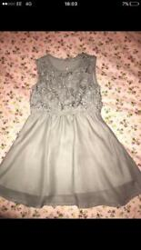 Girls party dress 5-6years