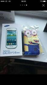 For sale brand new in box Samsung mini s3