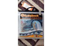 Autosock 600 - Winter driving tyre socks / snow