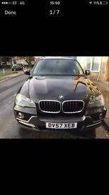 BMW X5 SE 57 PLATE DIESEL 96k 3.0 TURBO 235 BHP BLACK