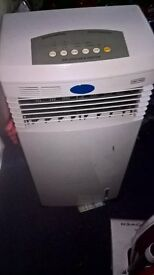 heater and cooler combination