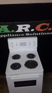 OS0243 ARC Appliance Solutions - Frigidaire Apartment Size Coil Top Oven
