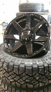 "Barrett Wheel Rim Truck Rim 17"" 18"" 20"" MPI FINANCE AVAILABLE Chevrolet Silverado GMC Sierra Ford F-150 Dodge Ram"