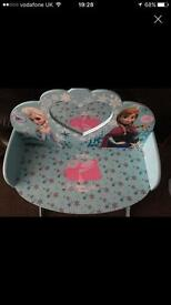 Disney Frozen girls dressing table