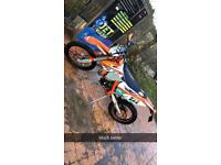 Ktm 125 exc factory edition 2015 may px