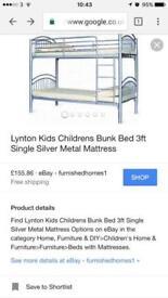 *Brand New* Lynton Bunk Beds
