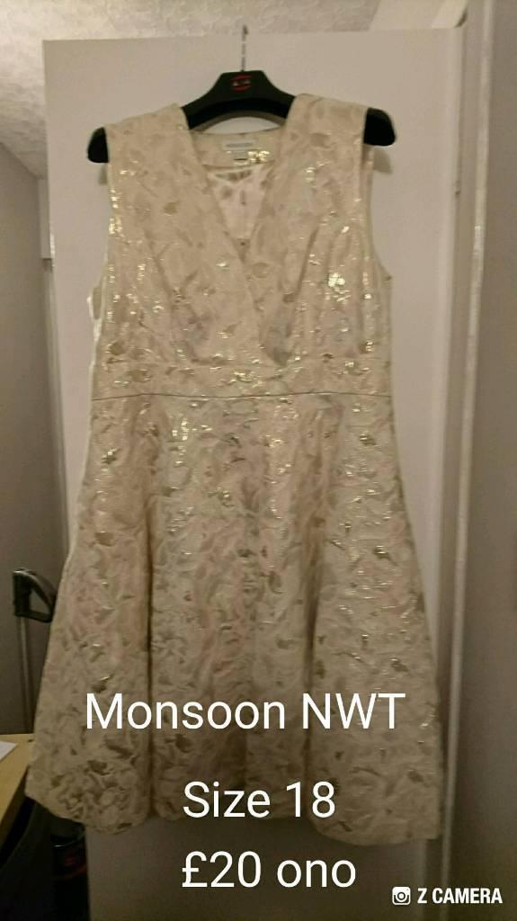 Monsoon party dress