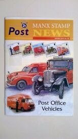 MANX STAMP NEWS