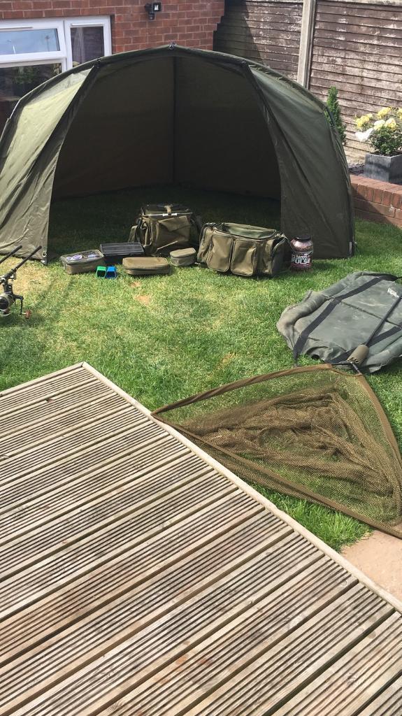 Carp set up | in Killamarsh, South Yorkshire | Gumtree