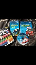 DSA Driving test/theory books and DVDs