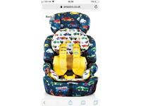 Brand New Cosatto zoomi group 123 car seat