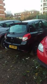 renault clio 2011 for quick sale