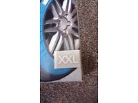Tex-Chain Anti Skid Wheel Covers/Snow Socks- XXL- New