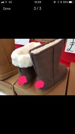 UGG STYLE BOOTS UNBRANDED
