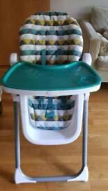 Mama's &papa's high chair