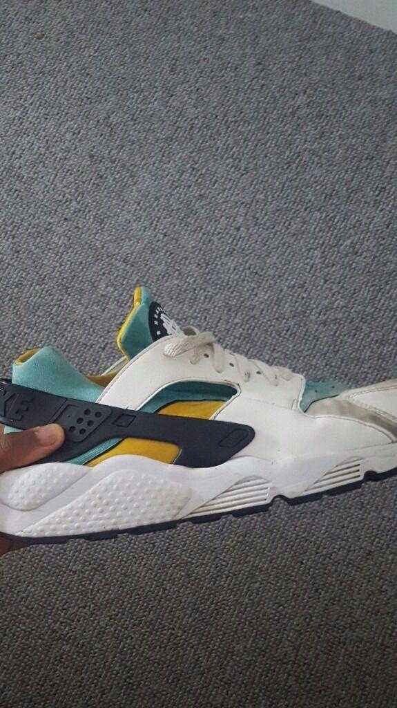 duhfr Mens Nike Air OG Huaraches Size 10 NOT ( jordans, adidas, yeezy