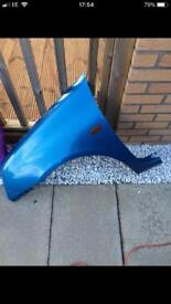 Renault Clio nsf wing TED48 blue