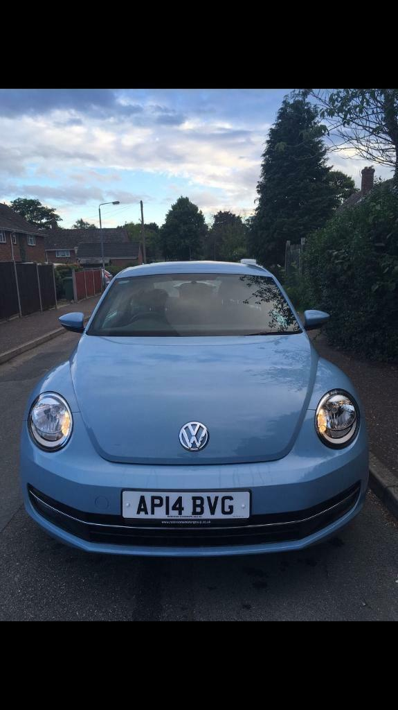 Volkswagen Beetle Design TDI