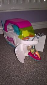 Polly Pocket Cruise Liner