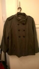 Swing grey coat Wallis 20