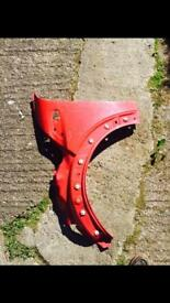 BMW Mini Cooper one wing can post £40
