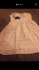 Next pink party dress
