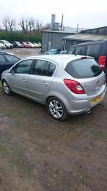 Vauxhall corsa ** needs to be towed or driven at own risk***