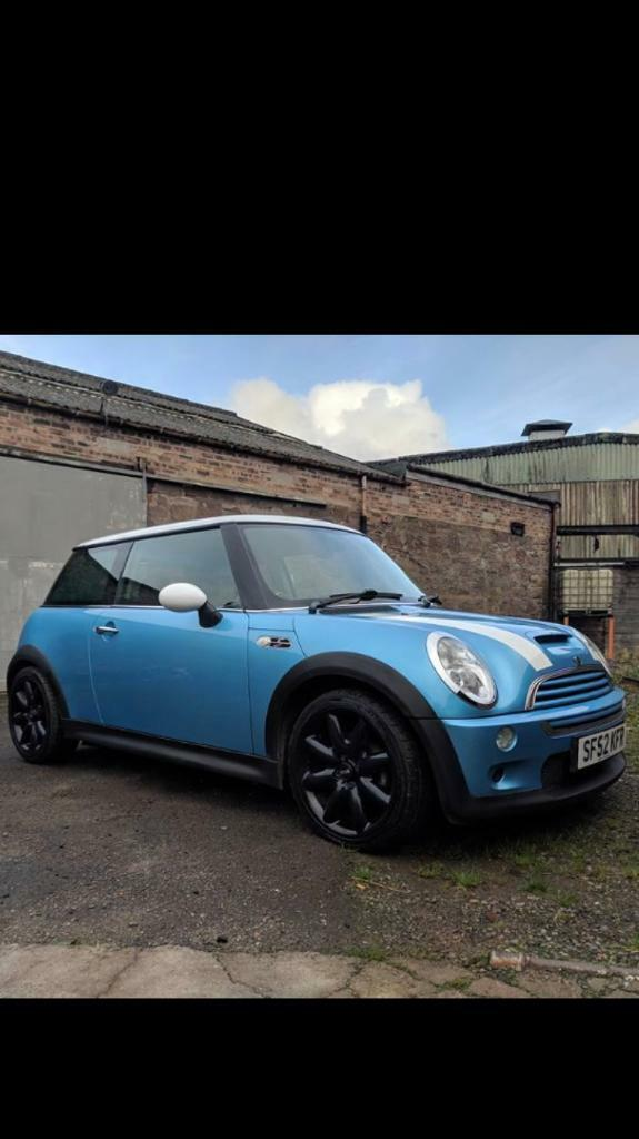 mini cooper s r53 supercharged reduced in nairn highland gumtree. Black Bedroom Furniture Sets. Home Design Ideas