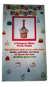 Birthday Party Kit - The Ultimate Kid's Birthday Party Collection