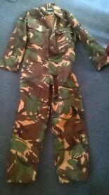 Camouflage boy's overalls 26/66cm