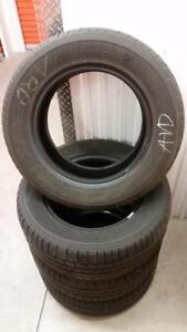 (H197) Pneus Hiver - Winter Tires 265-60-18 Pirelli