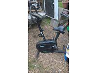 exercise bike £50