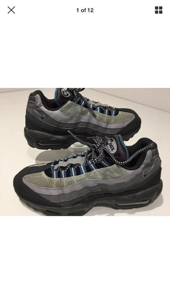 promo code 99ea3 2723d ... uk mens nike air max 95 ultra trainers uk 8.5 great condition 9939b  65404