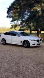 BMW 3 Series 318d GT 2014 M Sports