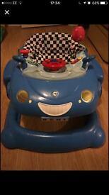 Children's car walker