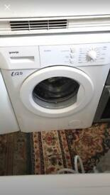 Goronje Washing Machine, FREE PLYMOUTH DELIVERY, FREE CONNECTION, FREE DISPOSAL, 3 MONTH GUARANTEE
