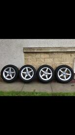 "*** BMW 16"" alloys - Excellent Condition ***"