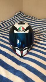 Motorcycle helmet AGV