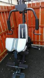 Maxi muscle exercise machine