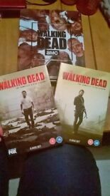 The walking dead 5&6