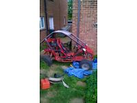 Dazon 250 cc dune buggy project for summer