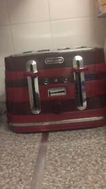 Delongi Toaster from a John Lewis &Kettle
