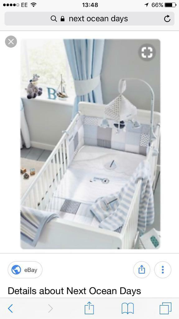 Next Boys Nursery Bundle
