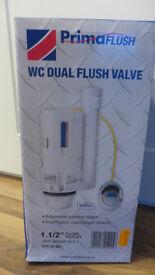Prima Flush WC Dual Flush Valve (Syphon)