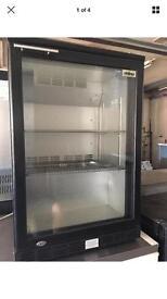 Rhino single door back bar fridge