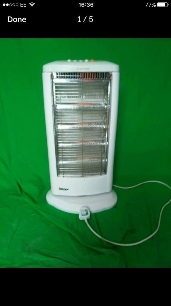 Halogen heater FREE DELIVERY PLYMOUTH AREA