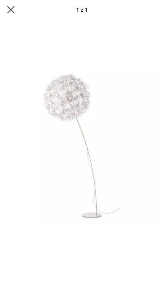 IKEA maskros floor lamp