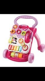 Vtech walker pink